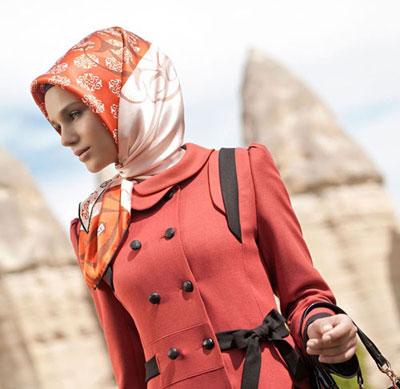 جدیدترین مدل های روسری ترک