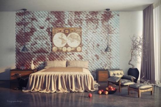 دکوراسیون اتاق خواب عروس – گروه دوم