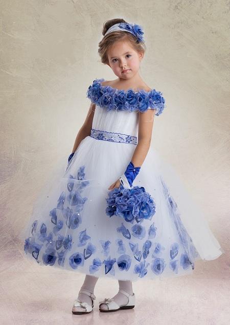 جدیدترین مدل های لباس مجلسی برای دختر بچه ها (بخش دوم)