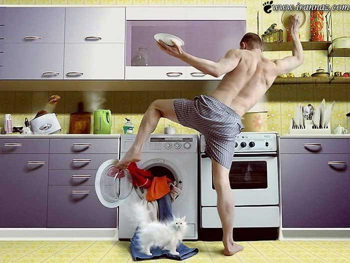 عکس های خنده دار، باحال و بسیار بامزه (سری جدید)