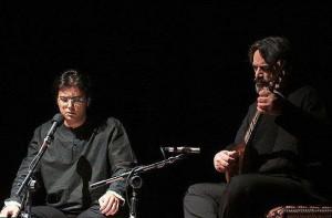 دیار توس میزبان نغمه های حسین علیزاده با آواز پوریا اخو اص
