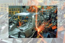 صنعت خودرو آفریقای جنوبی فلج شد