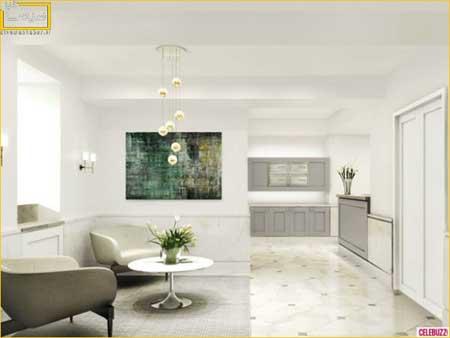 دوبلکس 13 میلیون دلاری «لئوناردو دی کاپریو» + تصاویر
