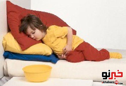 علایم التهاب آپاندیس در کودکان را بشناسید