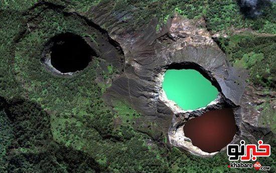 دریاچه ارواح شیطانی +عکس