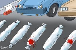هر 50ساعت یک کشته در امارات