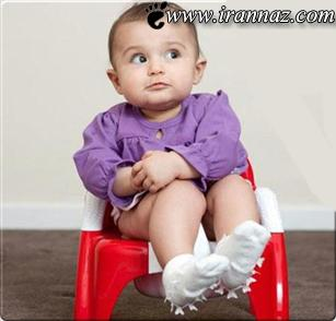 حرف زدن شوکه کننده این کودک در ۶ ماهگی! + تصویر