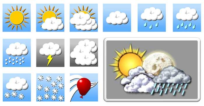 """نفوذ جبهه هوای سرد از روز پنجشنبه/""""بارش""""ها اواخر امروز پایان می یابد"""