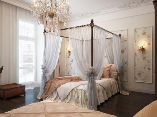عکس دکوراسیون اتاق خواب عروس-2013