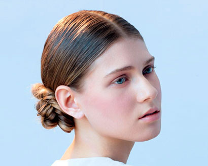 آموزش مدلهای جدید و زیبای بافت مو