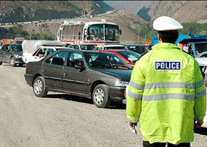 """""""محدودیت های ترافیکی"""" پایان هفته(امروز و فردا)"""