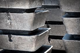 افزایش تولید شمش آلومینیوم
