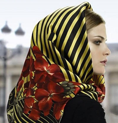 dj 859625241 جدید ترین مدل های روسری سال ۹۲
