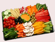 روش مصرف سبزیجات به صورت سالم