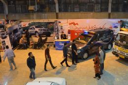 یک سر و گردن بالاتر از سایر شرکت کنندگان رامک خودرو پرچمدار نمایشگاه خودرو اراک شد+تصاویر