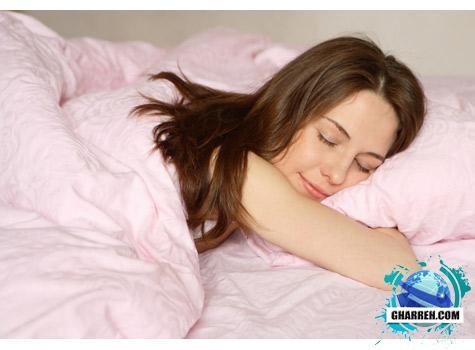 ارضا شدن زنان در خواب