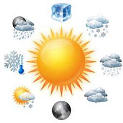 """سامانه تازه بارشی از فردا وارد کشور می گردد / آسمان نیمه ابری و """"باد و گرد و خاک"""" در""""تهران"""""""
