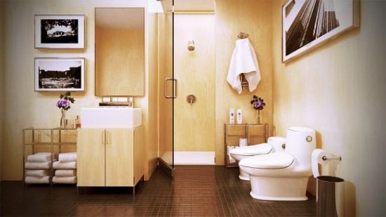 دکوراسیون سرویس بهداشتی-حمام عروس
