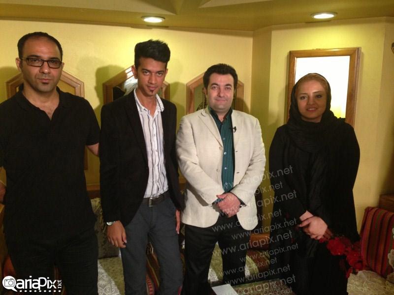 نرگس محمدی عکس جدید مهر 92 خلیج فارس