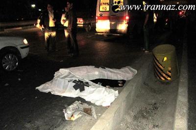 حادثه ی دردناک تهران را تکان داد + تصویر