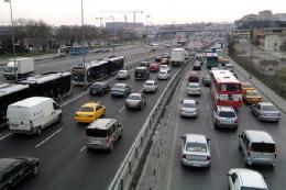 محدودیت ترافیکی در آزادراه رشت–قزوین