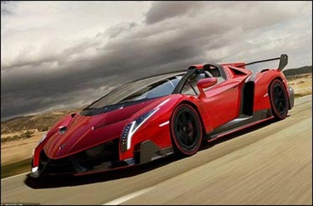 رونمایی از گرانقیمتترین اتومبیل دنیا +عکس