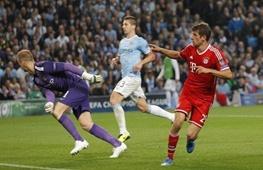 پیروزی پرگل شاگردان گواردیولا در خانه منچسترسیتی/ رئال مادرید نماینده دانمارک را در هم کوبید