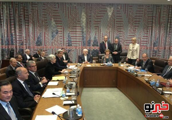 اعضای تیم آمریکا در مذاکرات ۱+۵ با ایران