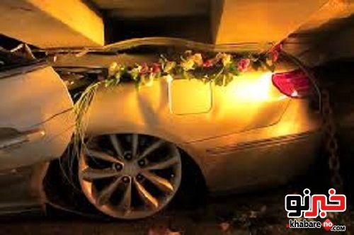 مقصر سانحه تلخ کاروان عروس مشخص شد