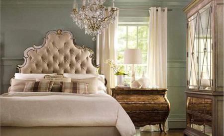اتاق خواب های کلاسیک و سلطنتی