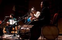 کنسرت گروه خنیاگران «زُروان» (برای بزرگنمایی تصویر کلیک کنید)