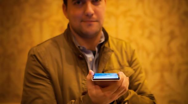 اسمارت فون Samsung Galaxy Round با صفحه نمایش قابل انعطاف این هفته معرفی میشود