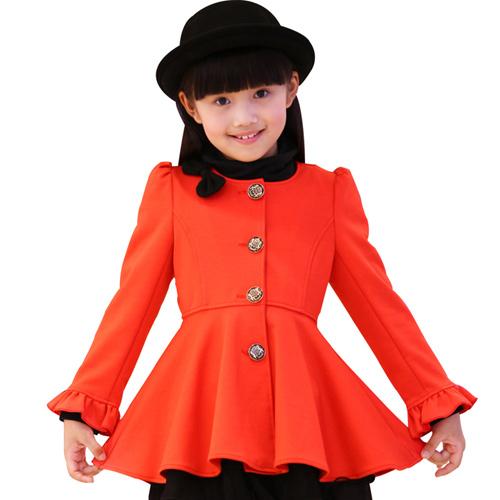 جدیدترین مدل های لباس پاییزی برای خانوم کوچولوها (قسمت دوم)