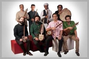 کنسرت گروه خنیاگران «زُروان»
