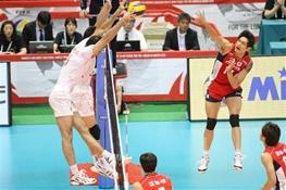 لبنان هم مقابل تیم ولاسکو حرفی برای گفتن نداشت/ صعود والیبال ایران به جمع چهار تیم برتر آسیا