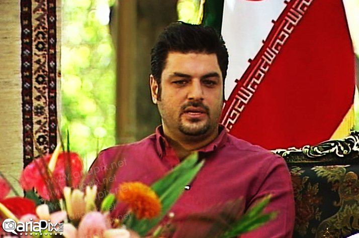 عکسهای جدید پژمان جمشیدی و سام درخشانی در خوشا شیراز