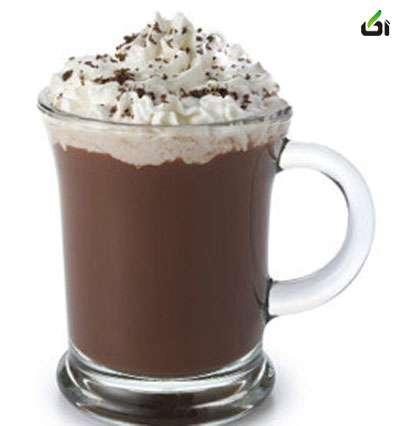 طرز تهیه قهوه با شکلات, درست کردن قهوه با شکلات, نحوه درست کردن قهوه با شکلات