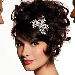 مدل مو - شینیون- مدل موی عروس