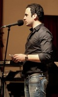 کنسرت محمد زارع (برای بزرگنمایی تصویر کلیک کنید)