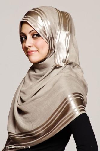 انتخاب روسری و شال با توجه به فرم صورت