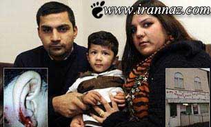 این کودک آدمخوار همه را وحشت زده کرد + تصویر