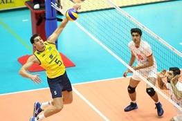 شکست شاگردان ولاسکو مقابل برزیل پر افتخار/ایران،بازنده سربلند