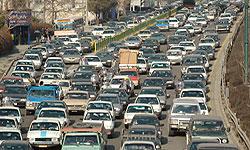 وضعیت جاده های تبریز تهران و استان آذربایجان شرقی هم اکنون