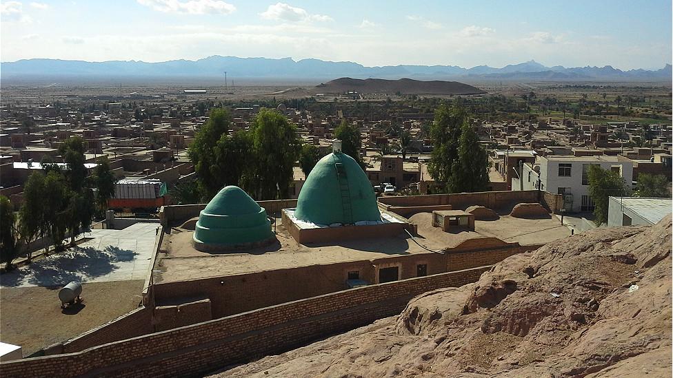 روستای چوپانان، الماس خوشتراش کویر مرکزی ایران