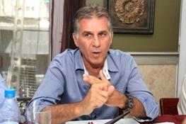 کروش به ایران بازگشت/مشخص شدن هتل و محل تمرینات تیم ملی در برزیل