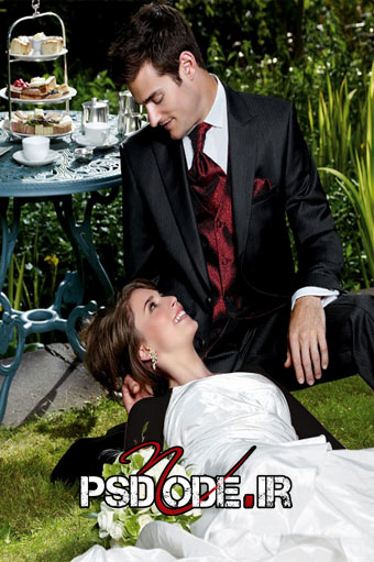 عکس عروسی فیگور عروس داماد