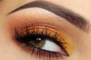 بهترین رنگ های سایه برای چشم قهوه ای چیست؟