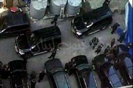 خودروهای تیم حفاظت سیدحسن نصرالله