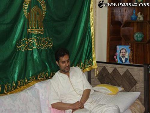مبتلا شدن مجری مشهور ایرانی به سرطان + تصویر