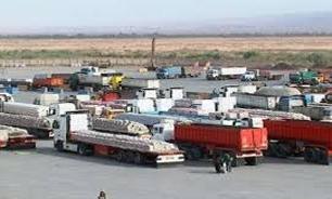 افزایش چشمگیر صادرات کالا از گمرک مهاباد